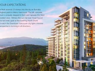 Apartment for sale in Simon Fraser Univer., Burnaby, Burnaby North, 603 8940 University Crescent, 262562155 | Realtylink.org