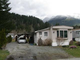 Manufactured Home for sale in Hope Kawkawa Lake, Hope, Hope, 102 65367 Kawkawa Lake Road, 262584980 | Realtylink.org