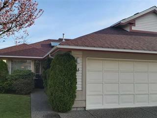 Townhouse for sale in Abbotsford West, Abbotsford, Abbotsford, 53 31406 Upper Maclure Road, 262584068 | Realtylink.org