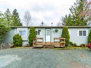 Manufactured Home for sale in Chilliwack River Valley, Chilliwack, Sardis, 50940 Riverview Drive, 262584859   Realtylink.org