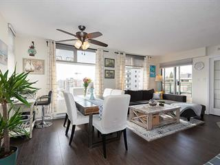 Apartment for sale in Downtown NW, New Westminster, New Westminster, 901 720 Carnarvon Street, 262582507   Realtylink.org