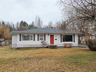 House for sale in Quesnel - Town, Quesnel, Quesnel, 995 River Park Road, 262584392 | Realtylink.org