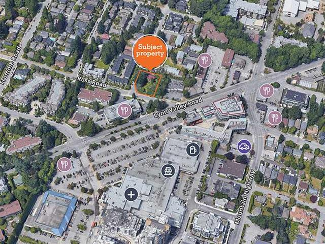 Commercial Land for sale in Lynn Valley, North Vancouver, North Vancouver, 1202 Ross Road, 224942648 | Realtylink.org