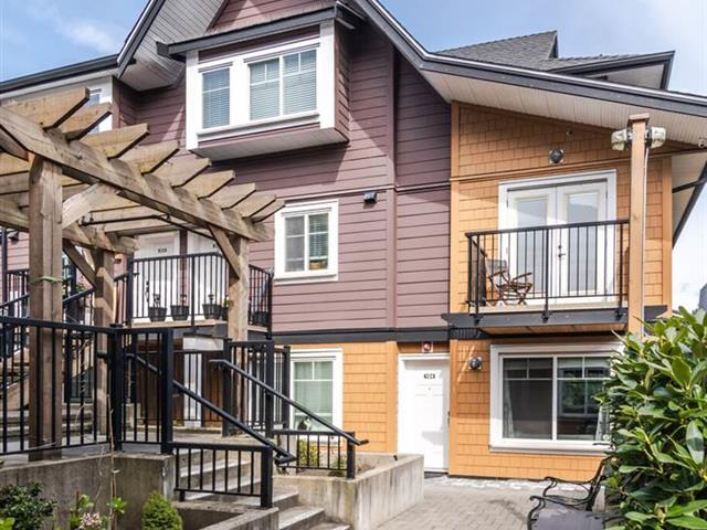 Townhouse for sale in Uptown NW, New Westminster, New Westminster, 104 423 Eighth Street, 262584241 | Realtylink.org