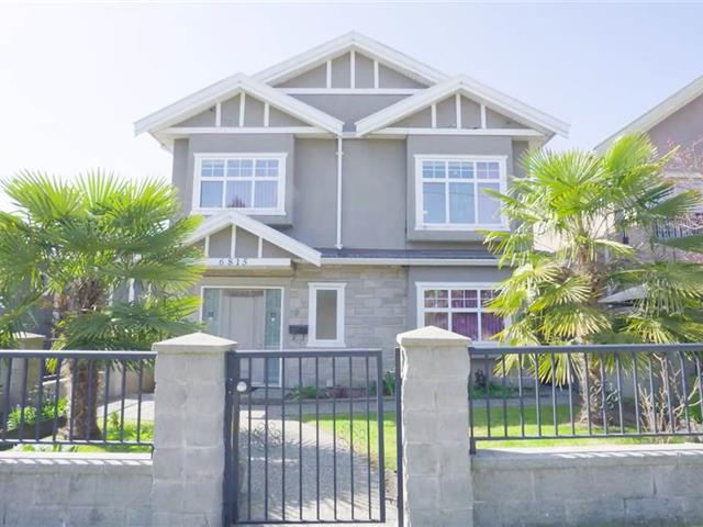 House for sale in South Vancouver, Vancouver, Vancouver East, 6815 Fraser Street, 262584619 | Realtylink.org