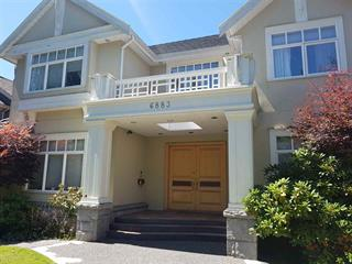 House for sale in South Granville, Vancouver, Vancouver West, 6883 Angus Drive, 262575137 | Realtylink.org