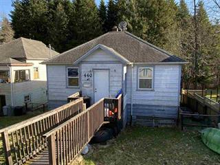 House for sale in Prince Rupert - City, Prince Rupert, Prince Rupert, 440 E 8th Avenue, 262574400 | Realtylink.org