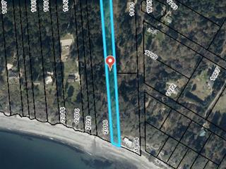Lot for sale in Roberts Creek, Sunshine Coast, Lot6 Lower Road, 262574934 | Realtylink.org