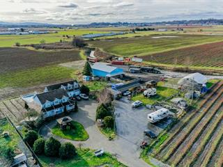 Agri-Business for sale in Sumas Prairie, Abbotsford, Abbotsford, 35826 South Parallel Road, 224940482 | Realtylink.org