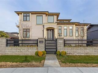 House for sale in Sperling-Duthie, Burnaby, Burnaby North, 840 Kensington Avenue, 262575729   Realtylink.org