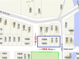 Commercial Land for sale in Cedar Hills, Surrey, North Surrey, 12519 106a Avenue, 224942350 | Realtylink.org