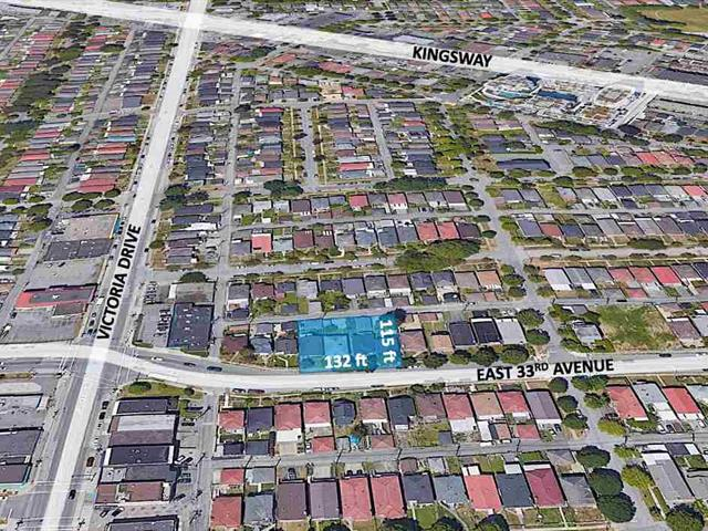 Commercial Land for sale in Victoria VE, Vancouver, Vancouver East, 2039-2061 E 33rd Avenue, 224942316 | Realtylink.org