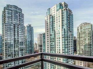 Apartment for sale in Coal Harbour, Vancouver, Vancouver West, 1703 1211 Melville Street, 262574531 | Realtylink.org