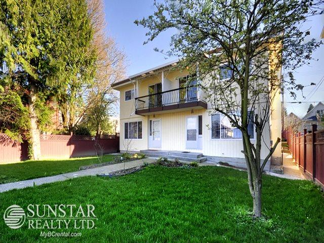 1/2 Duplex for rent in Mount Pleasant VE, Vancouver, Vancouver East, 1256 E 12th Avenue, 262566319 | Realtylink.org