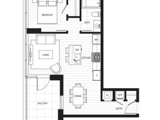 Apartment for rent in University VW, Vancouver, Vancouver West, 602 5629 Birney Avenue, 262566066 | Realtylink.org