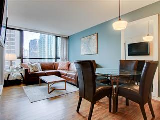 Apartment for rent in Yaletown, Vancouver, Vancouver West, 1110 909 Mainland Street, 262546962 | Realtylink.org