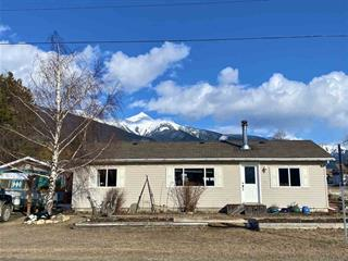 Manufactured Home for sale in Valemount - Town, Valemount, Robson Valley, 1390 9th Avenue, 262578540 | Realtylink.org
