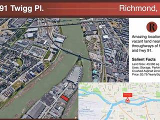 Commercial Land for lease in Bridgeport RI, Richmond, Richmond, 11191 Twigg Place, 224941923 | Realtylink.org