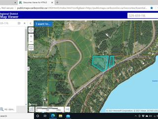 Lot for sale in Canim/Mahood Lake, Canim Lake, 100 Mile House, Lot 1 N Harriman Road, 262577365 | Realtylink.org