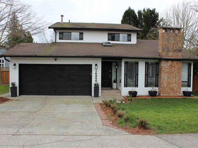House for sale in Sunnyside Park Surrey, Surrey, South Surrey White Rock, 14956 20 Avenue, 262577586   Realtylink.org