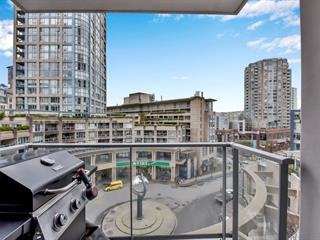 Apartment for sale in Downtown VW, Vancouver, Vancouver West, 805 188 Keefer Place, 262578168 | Realtylink.org