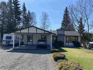 House for sale in Quesnel - South Hills, Quesnel, Quesnel, 448 Fiege Road, 262593491 | Realtylink.org