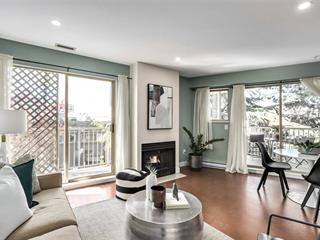 Apartment for sale in Kitsilano, Vancouver, Vancouver West, 315 1820 W 3rd Avenue, 262593552 | Realtylink.org