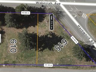 Lot for sale in Nanaimo, South Nanaimo, 610 Wakesiah Ave, 873957 | Realtylink.org
