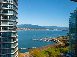 Apartment for sale in Coal Harbour, Vancouver, Vancouver West, 1802 1205 W Hastings Street, 262593353 | Realtylink.org
