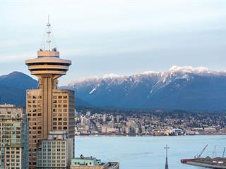 Apartment for sale in Downtown VW, Vancouver, Vancouver West, 2904 788 Richards Street, 262577071 | Realtylink.org