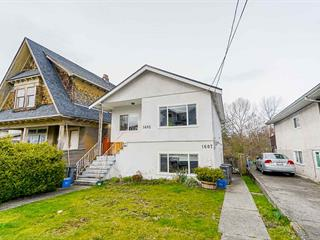 House for sale in Grandview Woodland, Vancouver, Vancouver East, 1605 E 8th Avenue, 262576870   Realtylink.org