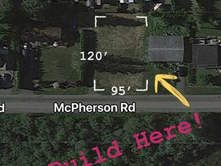 Lot for sale in Harrison Hot Springs, Harrison Hot Springs, 305 McPherson Road, 262576751 | Realtylink.org