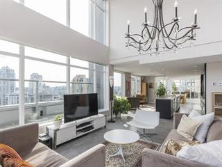 Apartment for sale in Yaletown, Vancouver, Vancouver West, Ph2 1133 Homer Street, 262577195 | Realtylink.org
