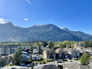 Apartment for sale in Downtown SQ, Squamish, Squamish, 607 38033 Second Avenue, 262595537 | Realtylink.org