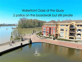 Apartment for sale in Quay, New Westminster, New Westminster, 109 6 Renaissance Square, 262594418 | Realtylink.org