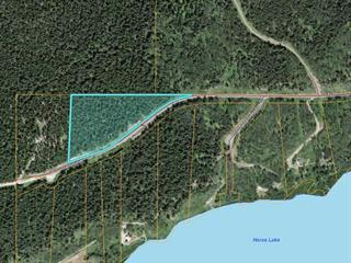 Lot for sale in Horse Lake, 100 Mile House, Lot 12 North Shore Horse Lake Road, 262595123 | Realtylink.org