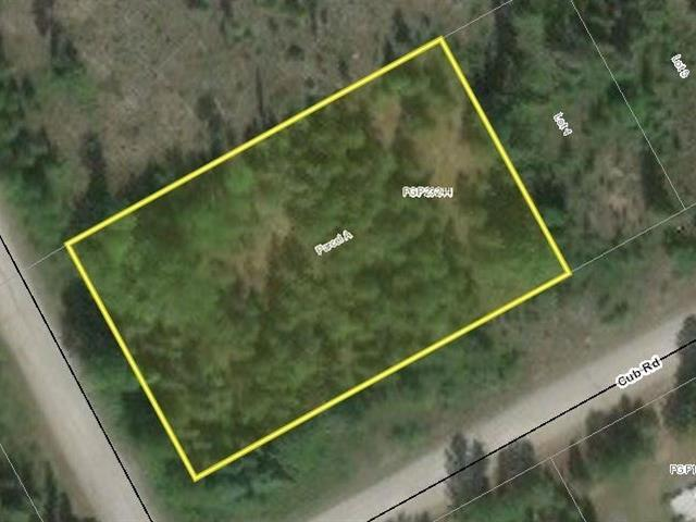Lot for sale in Bear Lake, Prince George, PG Rural North, Pcl A Dl-2971 Bear Lake, 262562735 | Realtylink.org