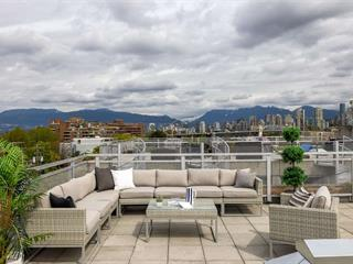 Apartment for sale in False Creek, Vancouver, Vancouver West, Ph 610 1540 W 2nd Avenue, 262571523   Realtylink.org
