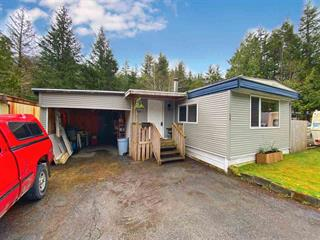 Manufactured Home for sale in Prince Rupert - City, Prince Rupert, Prince Rupert, 56 Hays Vale Drive, 262596046   Realtylink.org