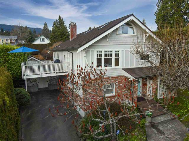 House for sale in Ambleside, West Vancouver, West Vancouver, 1319 Fulton Avenue, 262597184 | Realtylink.org