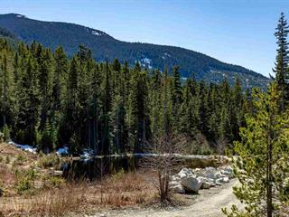 Lot for sale in WedgeWoods, Whistler, Whistler, 9252 Wedgemount Plateau Drive, 262597383 | Realtylink.org