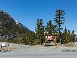 Lot for sale in WedgeWoods, Whistler, Whistler, 9257 Wedgemount Plateau Drive, 262597436 | Realtylink.org