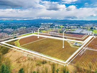 Lot for sale in Otter District, Langley, Langley, 21.86ac 242 Street, 262577687   Realtylink.org