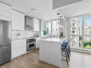Apartment for sale in Downtown VW, Vancouver, Vancouver West, 1404 1155 Seymour Street, 262596263 | Realtylink.org