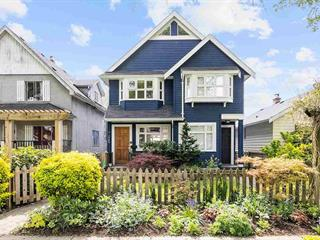 1/2 Duplex for sale in Grandview Woodland, Vancouver, Vancouver East, 1 1724 E 6th Avenue, 262596247 | Realtylink.org