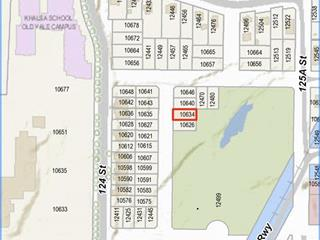 Lot for sale in Bridgeview, Surrey, North Surrey, 10634 124a Street, 262590994   Realtylink.org