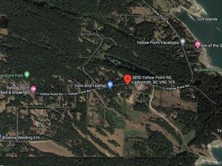 Lot for sale in Nanaimo, Cedar, 3850 Yellow Point Rd, 872937 | Realtylink.org