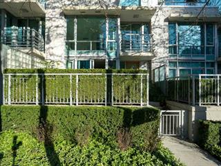 Townhouse for sale in Coal Harbour, Vancouver, Vancouver West, 495 Broughton Street, 262591947   Realtylink.org