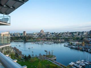 Apartment for sale in Yaletown, Vancouver, Vancouver West, 1703 638 Beach Crescent, 262592079 | Realtylink.org