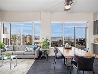 Apartment for sale in Quay, New Westminster, New Westminster, 2102 668 Columbia Street, 262586410 | Realtylink.org